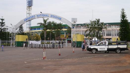 國家和平體育館
